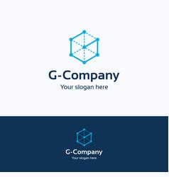 G company logo vector