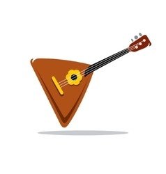 Balalaika cartoon vector