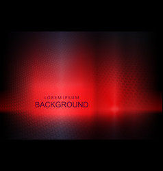 dark red background with gradient mesh grid vector image