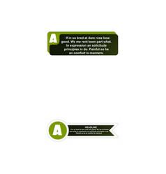 timeline infografic hand drawn elements vector image