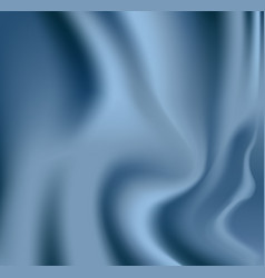 blue textile drapery background with copyspace or vector image