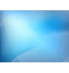 Techno abstract blue background EPS10 vector image