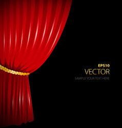 Curtain vector