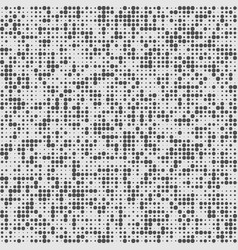 black dots on light background abstract seamless vector image