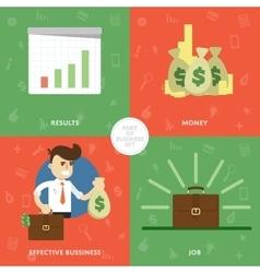 Concept of success a new development vector