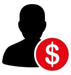 Investor Icon vector