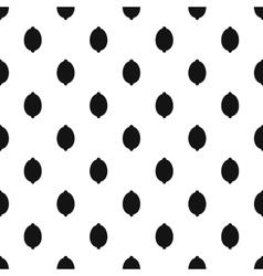 Lemon pattern simple style vector