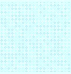 Cyan checkered diamond pattern seamless vector