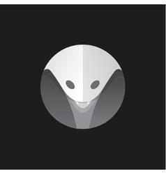 Cobra Head is a unique of modern vector image