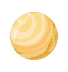 Planet Venus Icon vector image