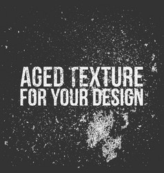 aged texture for your design vector image