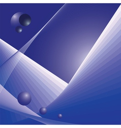 abstract futuristic space vector image