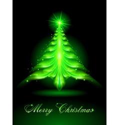 Feniks tree Green 01 vector image