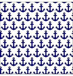 Beautiful anchor seamless vector image
