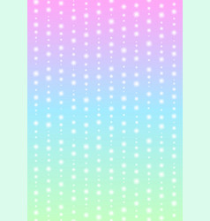 Fantasy sparkling line abstract background vector