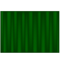 Beautiful Green Color of Banana Leaf Background vector