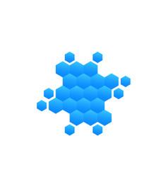 Nano materials nanostructure vector