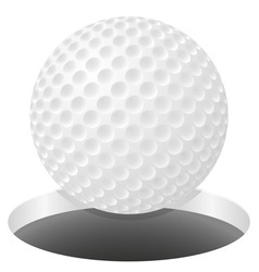 golf 03 vector image vector image