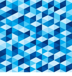 Abstract Geometric Background - Seamless Pattern vector image