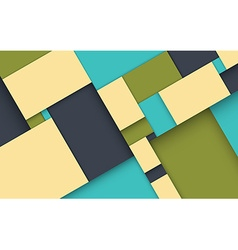 Abstract Geometry Background vector image