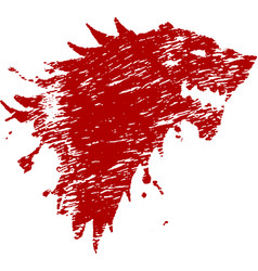 north remember game thrones vector image