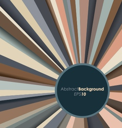 Rays Abstract Background vector image vector image