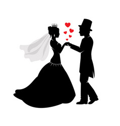 wedding and love vector image