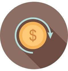 Return on investment vector