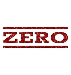 Zero Watermark Stamp vector