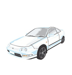 Integra design vector