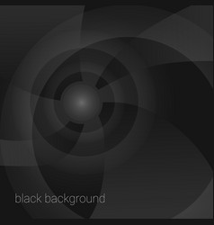 Abstract black-grey background vector