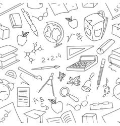 Doodle pattern of learning vector