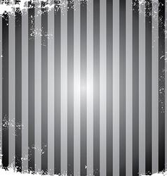 Grungy stripe broken page frame vintage retro vector
