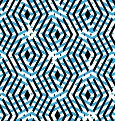 Blue rhythmic textured endless pattern overlay vector