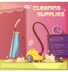 Cleaning Equipment vector