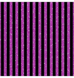 Parallel Vertical lines Pink sequins Stars vector