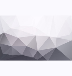 abstract geometric business gray background vector image