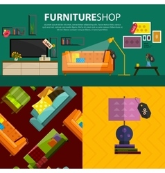 sale products in a vector image vector image