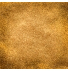 Aged craft paper background vector image vector image
