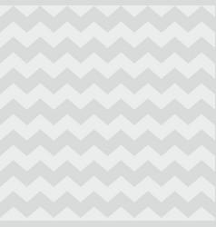 zig zag chevron grey tile pattern vector image