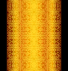 Golden abstract texture vector image vector image