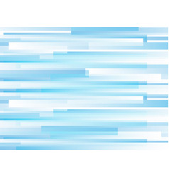 abstract horizontal pattern light blue geometric vector image