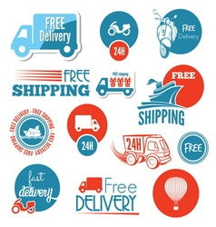 free shipping1 resize vector image