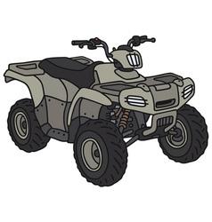 All-terrain buggy vector image vector image