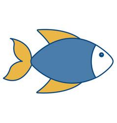 Sea life design vector