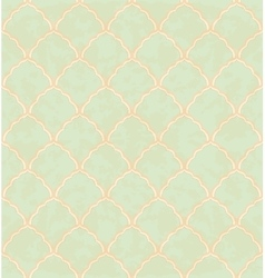 Seamless pattern vintage background vector image
