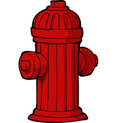 hydrant vector image vector image