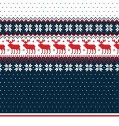 moose pattern vector image