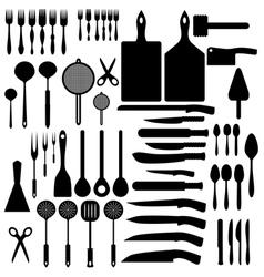 Cutlery vector