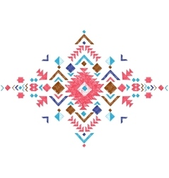 tribal design element vector image vector image